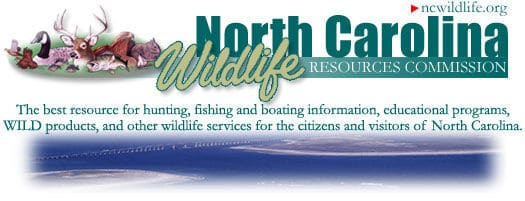 Click Here to Visit NC Wildlife